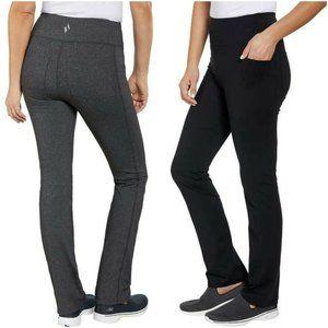 Skechers Ladies' High Waist Pant Black